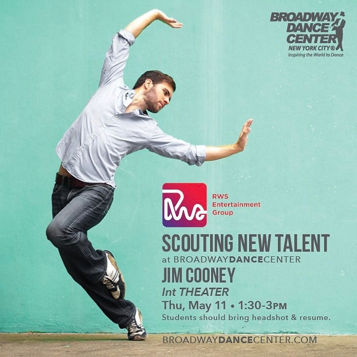 Jim Cooney - Broadway Dance Center